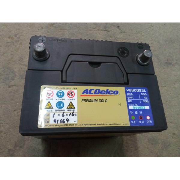 Аккумулятор ACDelco 60D23L