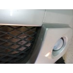 Бампер передний Suzuki Escudo, 2008, TDA4W, TDB4W, цвет Z2S