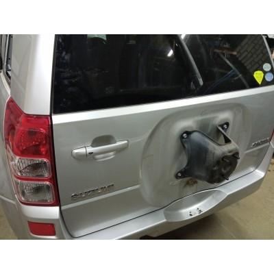 Дверь пятая задняя Suzuki Escudo, 2008, TDA4W, TDB4W, цвет Z2S
