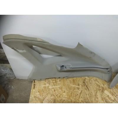 Обшивка багажника правая верхняя Toyota Harrier, 2006, GSU30