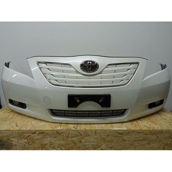 Бампер передний в сборе Toyota Camry, ACV45. Цвет 070