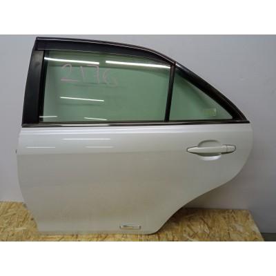 Дверь задняя левая Toyota Camry, ACV45, 2006. Цвет 070