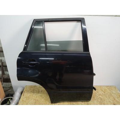 Дверь задняя правая Suzuki Escudo, 2010, TDA4W, TDB4W, цвет ZJ3