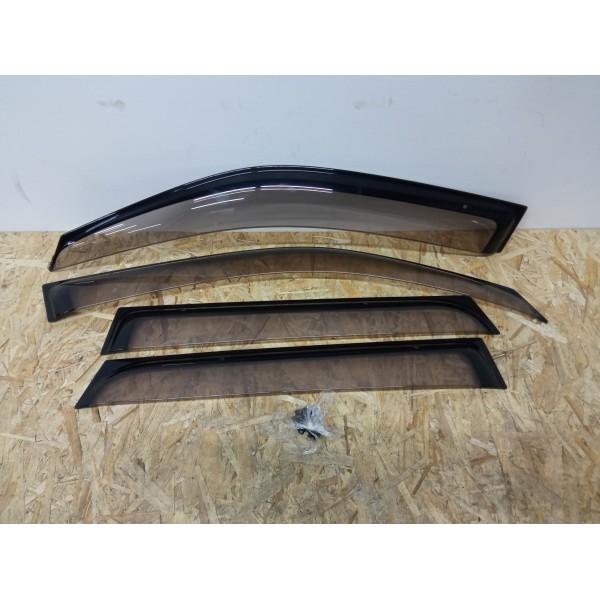 Ветровики комплект с креплениями Suzuki Escudo, TDA4W, TDB4W